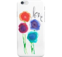 garden of love iPhone Case/Skin