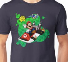 Mario Kart Blue shell of Doom! Unisex T-Shirt