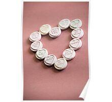 Love Heart Heart Poster