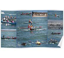 George Bass Marathon Boat Race  Poster