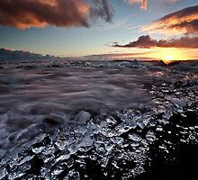 Breaking the Ice by Roddy Atkinson