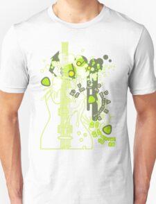 GUITAR-POP TUNES T-Shirt