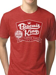 Biscuit King Tri-blend T-Shirt