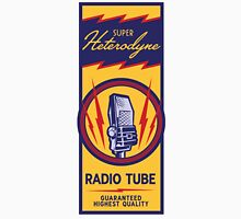Radio Tube Box Unisex T-Shirt