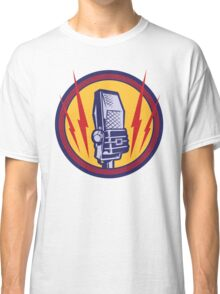 Vintage Microphone Classic T-Shirt
