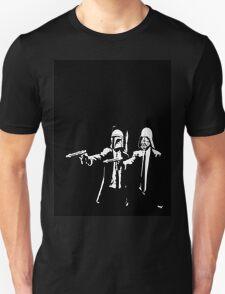 pulp fiction star wars darth vador T-Shirt