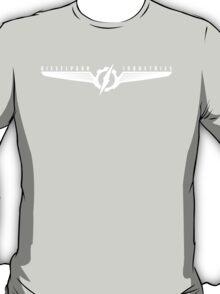 Dieselpunk Industries White Logo T-Shirt