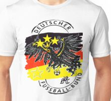 Germany (Deutschland) Quest for World Cup 2014 Unisex T-Shirt