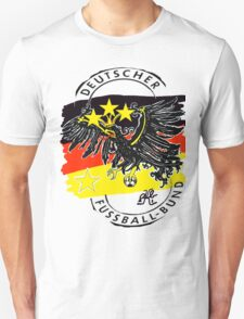 Germany (Deutschland) Quest for World Cup 2014 T-Shirt