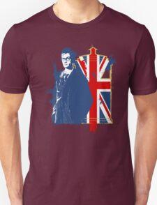 DOCTOR BLUE  T-Shirt