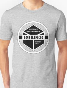 Anime - Border Emblem Unisex T-Shirt
