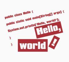 Hello, World! T-Shirt