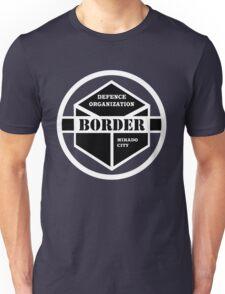Anime - Border Emblem (no outline) Unisex T-Shirt