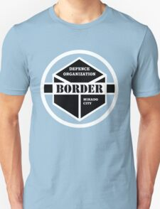 Anime - Border Emblem (no outline) Unisex T-Shirt