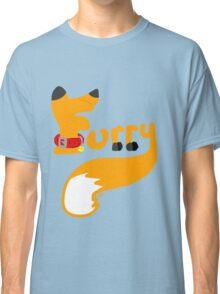 Fox Furry Classic T-Shirt