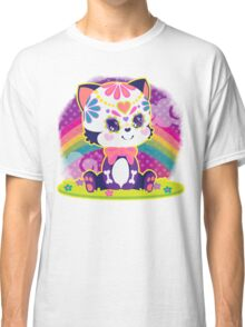 Skull Kitty Classic T-Shirt