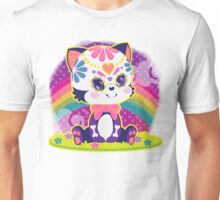Skull Kitty Unisex T-Shirt