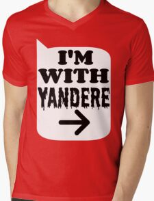 I'm With Yandere [Paired Shirts 1/2] T-Shirt