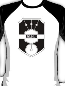 Anime - Border Banner T-Shirt