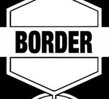 Anime - Border Banner Sticker