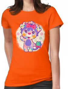 Pixie doodle Womens Fitted T-Shirt