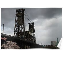 Steel Bridge Poster