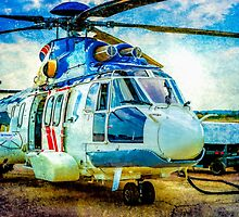 H225 Helicopter by luckypixel