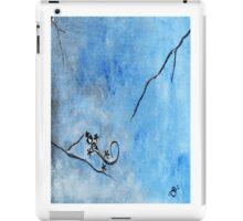 Blue Nile Lizard iPad Case/Skin