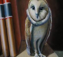 Nightowl. by Bob Hickman