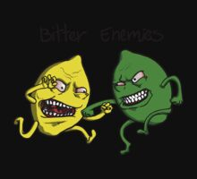 Bitter Enemies Kids Tee