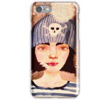 snowflake iPhone Case/Skin