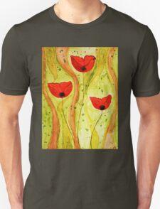 Poppy Splash Unisex T-Shirt