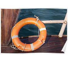 life buoy Poster
