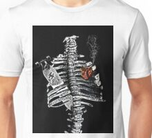 Cause of Death Unisex T-Shirt