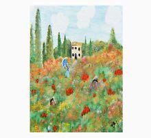 My Field Of Poppies Unisex T-Shirt
