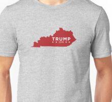 Donald Trump 2016 State Pride - Kentucky Unisex T-Shirt