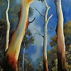 Gum tree view by John Cocoris