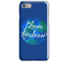 Choose Kindness-Cool iPhone Case/Skin