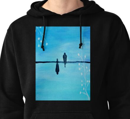Dare To Be Different Pullover Hoodie