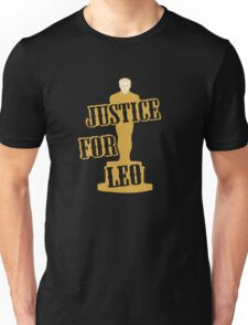 Justice For Leo Unisex T-Shirt