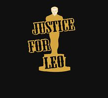 Justice For Leo Womens Fitted T-Shirt