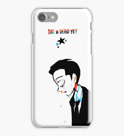 Moriarty: not dead iPhone Case/Skin