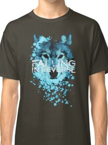 Falling in reverse - Raised by wolves Classic T-Shirt
