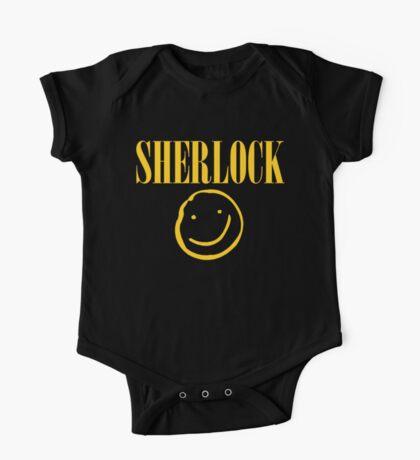 Sherlock Nirvana One Piece - Short Sleeve