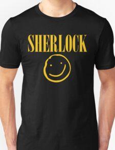 Sherlock Nirvana Unisex T-Shirt