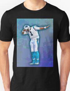 Cam Newton Dab Unisex T-Shirt