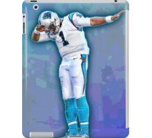 Cam Newton Dab iPad Case/Skin