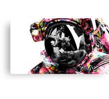 Sticker Astro (Print Edition) Canvas Print