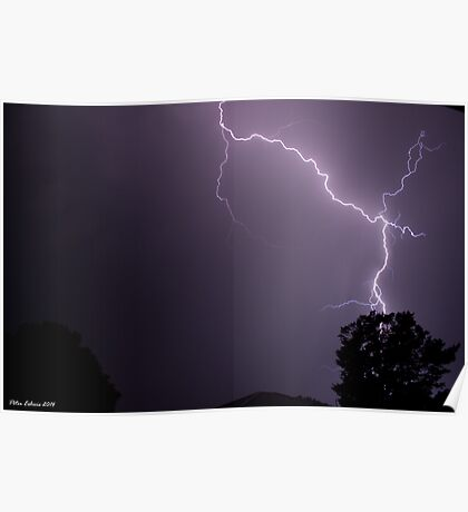 Summer Thunderstorm 5 Poster