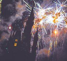 Cinderella Castle  by dkelly1126
